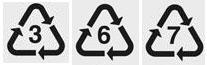bad plastics by number