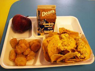 Polystyrene food trays