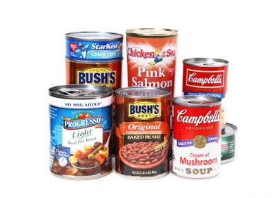 BPA Found in Canned Foods and Drinks
